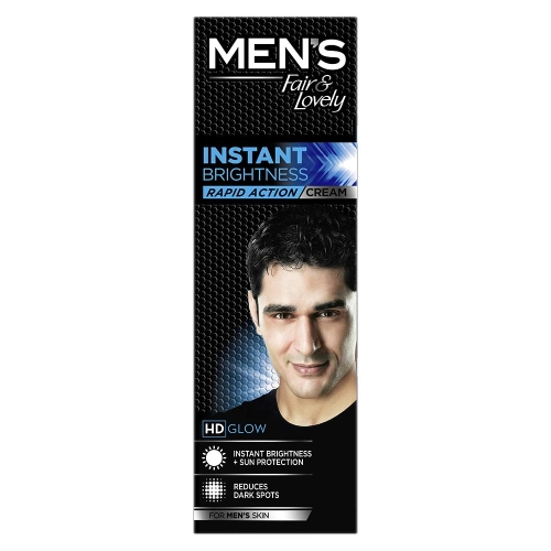 MEN'S Fair & Lovely Instant Brightness creme