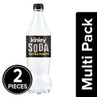 Kinley Soda, 2x750 ml Multi pack