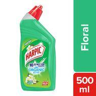 Harpic Organic Active Disinfectant Toilet Cleaner - Floral