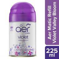 Aer Matic -Automatic Air Freshener Refill Pack, Violet Valley