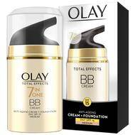 Olay Total Effects 7-In-1 - Anti-Ageing Bb Day Skin Cream
