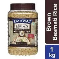 Daawat Basmati Rice - Brown (Quick Cooking)