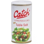 Catch Sprinklers Iodized Table Salt