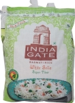 India gate white sella super tibar basmati rice