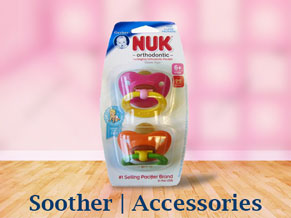 Soother | Combs | Accessories