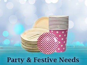 Party & Festive Needs