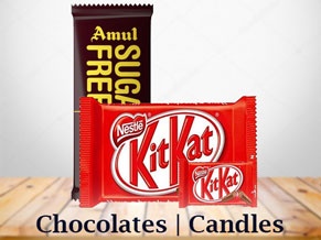 Chocolates | Candles
